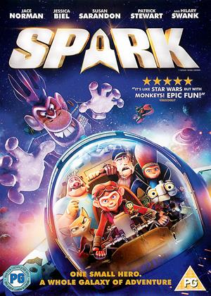 Rent Spark (aka Spark: A Space Tail) Online DVD Rental