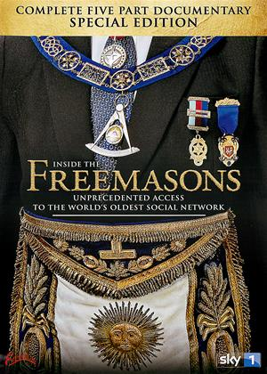 Inside the Freemasons Online DVD Rental