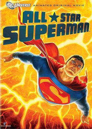 Rent All-Star Superman Online DVD Rental