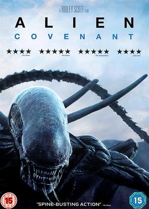Alien: Covenant Online DVD Rental