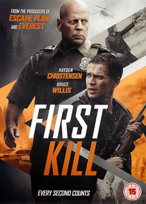 Rent First Kill Online DVD & Blu-ray Rental