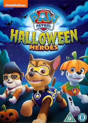 Rent Paw Patrol: Halloween Heroes Online DVD Rental