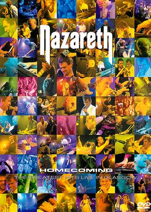 Rent Nazareth: Homecoming: The Greatest Hits: Live in Glasgow Online DVD & Blu-ray Rental