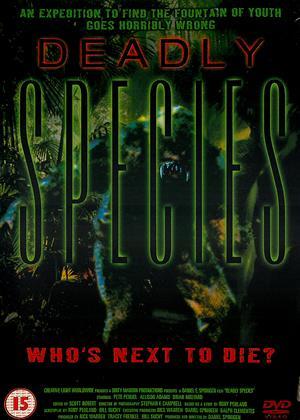 Rent Deadly Species Online DVD Rental