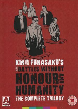 Rent New Battles Without Honour and Humanity (aka Shin jingi naki tatakai) Online DVD & Blu-ray Rental