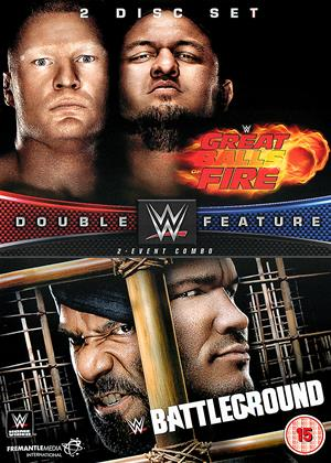 WWE: Great Balls of Fire Online DVD Rental