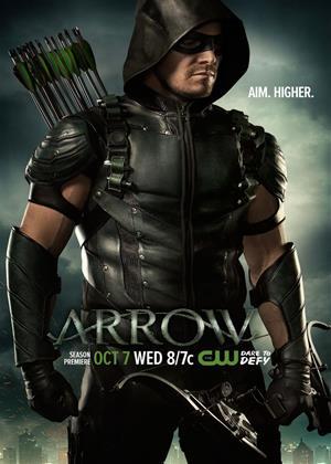 Rent Arrow: Series 7 Online DVD Rental