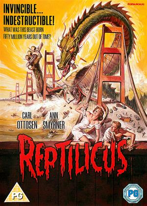 Rent Reptilicus Online DVD & Blu-ray Rental