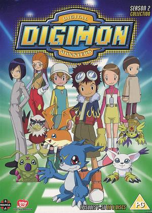 Rent Digimon: Digital Monsters: Series 2 Online DVD Rental