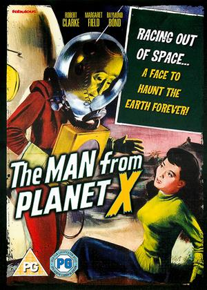 Rent The Man from Planet X Online DVD Rental
