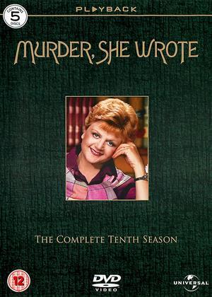 Rent Murder, She Wrote: Series 10 Online DVD & Blu-ray Rental