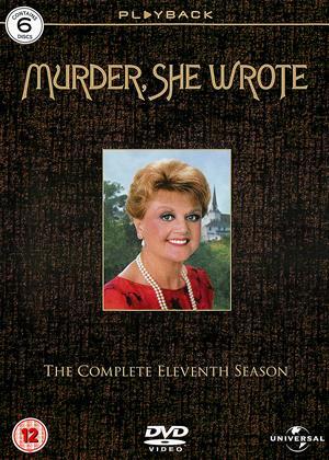 Rent Murder, She Wrote: Series 11 Online DVD & Blu-ray Rental
