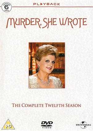 Rent Murder, She Wrote: Series 12 Online DVD & Blu-ray Rental