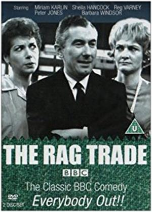 Rent The Rag Trade: Series 3 Online DVD Rental
