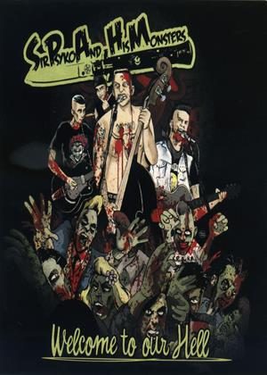Rent Sir Psyko and His Monsters: Welcome to Our Hell Online DVD Rental