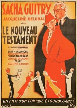 Rent Indiscretions (aka Le nouveau testament) Online DVD Rental