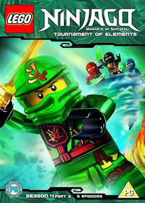 Rent Lego Ninjago: Masters of Spinjitzu: Series 4: Part 2 Online DVD Rental