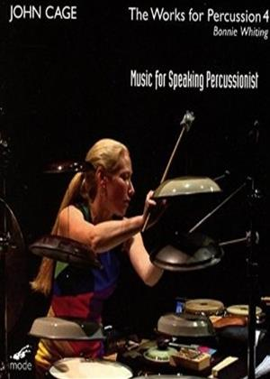 Rent John Cage: The Works for Percussion 4: Bonnie Whiting Online DVD Rental