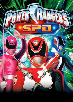 Rent Power Rangers S.P.D. (aka Power Rangers Space Patrol Delta) Online DVD & Blu-ray Rental