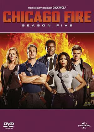 Rent Chicago Fire: Series 5 Online DVD Rental
