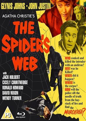 Rent The Spider's Web Online DVD Rental