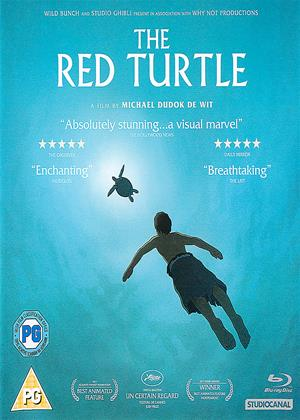 Rent The Red Turtle (aka La tortue rouge) Online DVD Rental