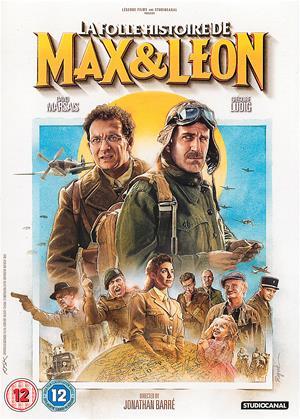 Rent The Comic Adventures of Max and Leon (aka La folle histoire de Max et Léon) Online DVD Rental