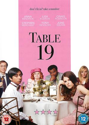 Rent Table 19 Online DVD Rental