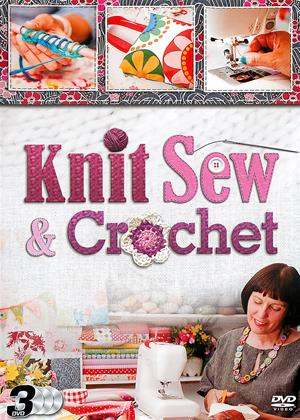 Rent Knit, Sew and Crochet Online DVD & Blu-ray Rental