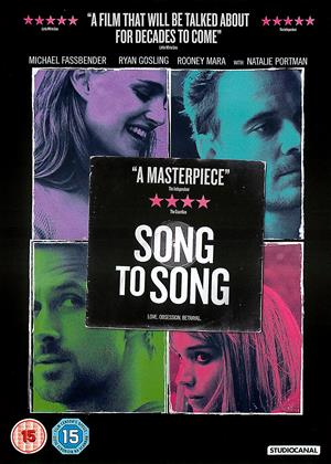 Rent Song to Song (aka Weightless) Online DVD & Blu-ray Rental