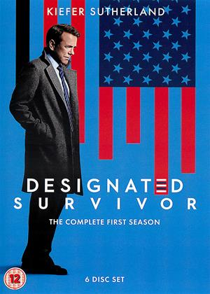 Rent Designated Survivor: Series 1 Online DVD & Blu-ray Rental