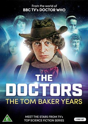 Rent The Doctors: The Tom Baker Years Online DVD Rental