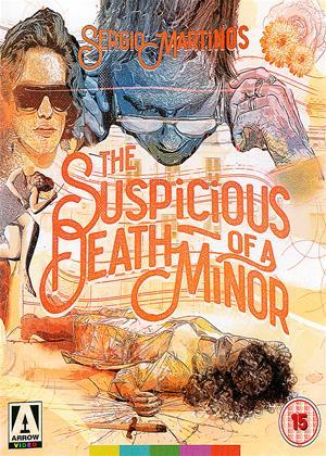 Rent The Suspicious Death of a Minor (aka Morte sospetta di una minorenne) Online DVD & Blu-ray Rental