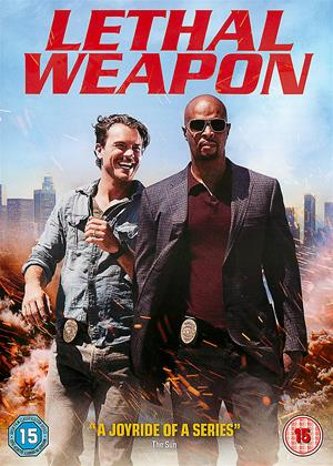 Rent Lethal Weapon: Series 1 Online DVD Rental