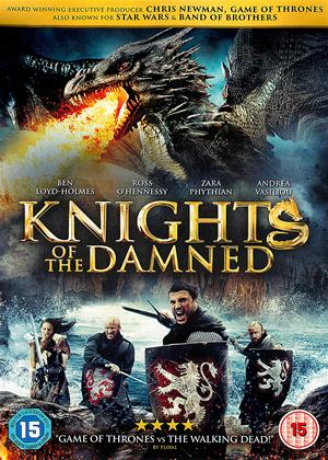 Rent Knights of the Damned Online DVD Rental