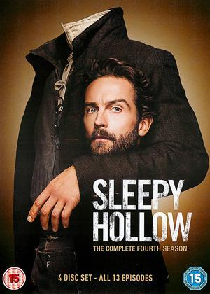 Rent Sleepy Hollow: Series 4 Online DVD Rental