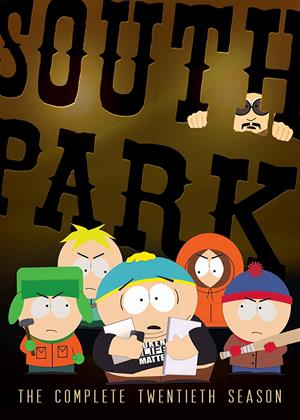 Rent South Park: Series 20 Online DVD Rental