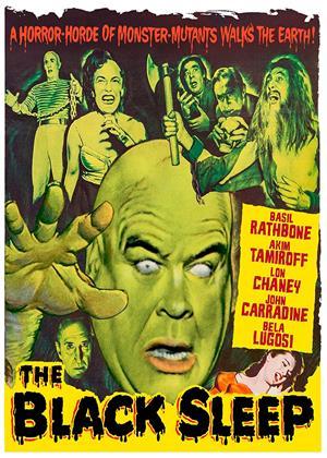 Rent The Black Sleep (aka Dr. Cadman's Secret) Online DVD Rental