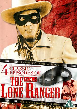 Rent The Lone Ranger: Vol.3 Online DVD & Blu-ray Rental