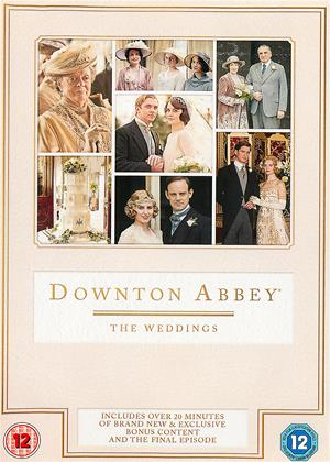 Rent Downton Abbey: The Weddings Online DVD Rental
