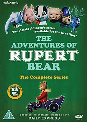 Rent The Adventures of Rupert Bear Online DVD Rental