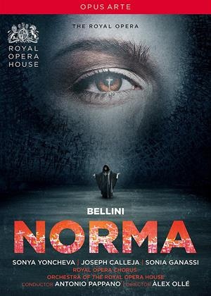 Rent Norma: Royal Opera House (Antonio Pappano) Online DVD Rental