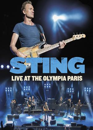 Rent Sting: Live at the Olympia, Paris Online DVD Rental