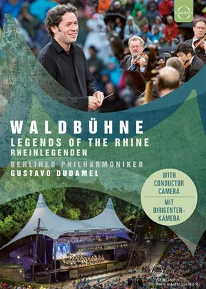 Rent Waldbühne: Legends of the Rhine (Gustavo Dudamel) Online DVD Rental