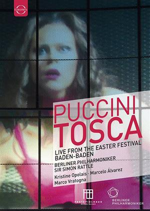 Rent Tosca: Live from the Easter Festival (Simon Rattle) Online DVD Rental