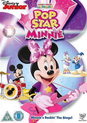 Rent Mickey Mouse Clubhouse: Pop Star Minnie Online DVD & Blu-ray Rental