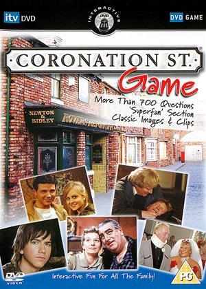 Rent Coronation St. Game (aka Coronation Street: The Interactive Game) Online DVD Rental