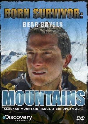 Bear Grylls: Born Survivor: Mountains Online DVD Rental