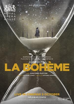 Rent La Bohème: Royal Opera House (Antonio Pappano) Online DVD Rental