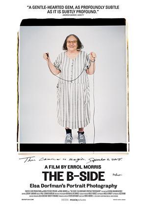 Rent The B-Side (aka The B-Side: Elsa Dorfman's Portrait Photography) Online DVD Rental